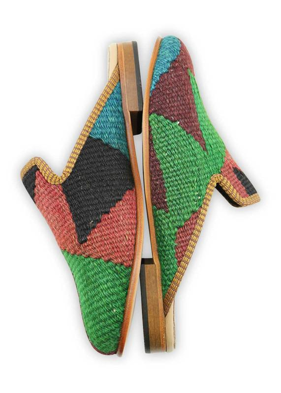 Load image into Gallery viewer, Archived Women's - Women's Kilim Slippers - Size 38