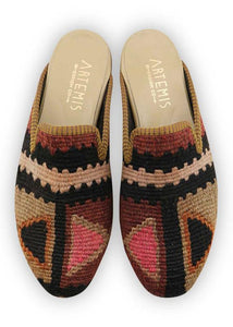 Archived Women's - Women's Kilim Slippers - Size 39
