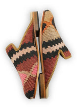 Load image into Gallery viewer, Archived Women's - Women's Kilim Slippers - Size 39