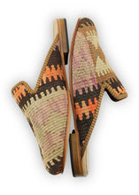 Load image into Gallery viewer, Archived Women's - Women's Kilim Slippers - Size 41