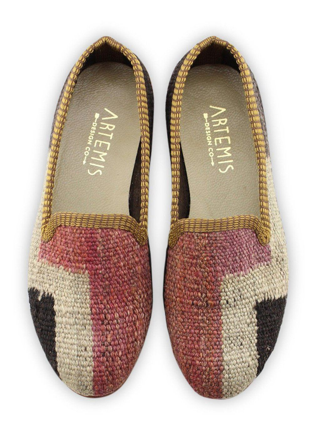 Archived Women's - Women's Kilim Smoking Shoes - Size 36