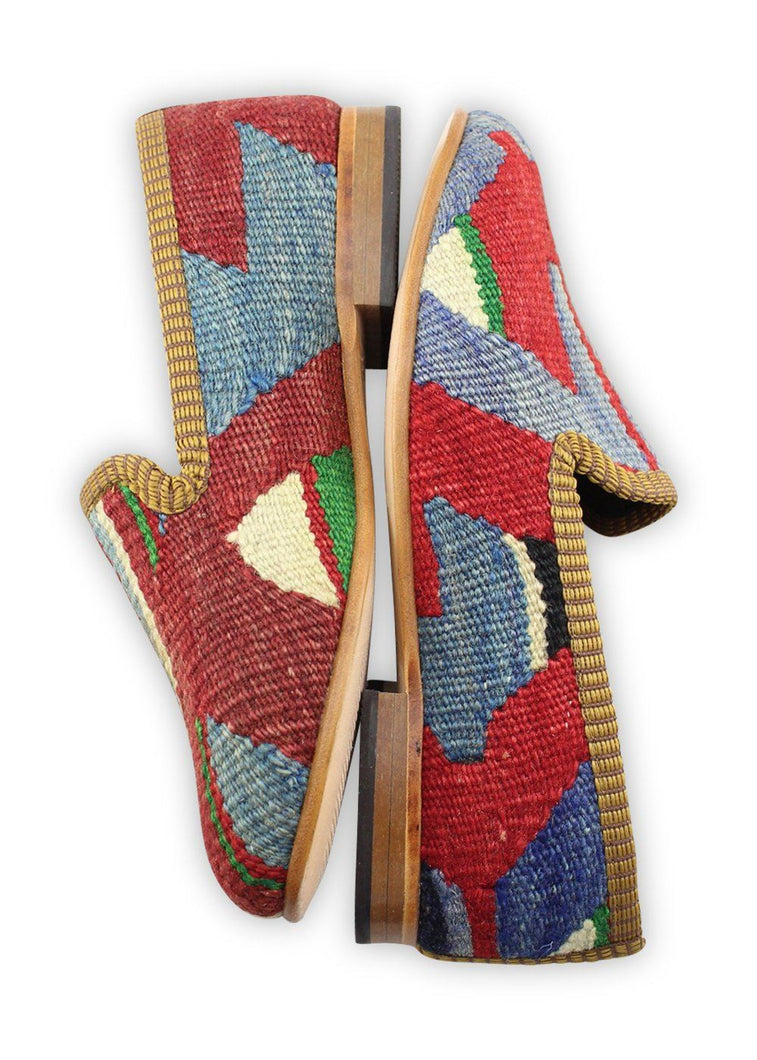 Load image into Gallery viewer, Archived Women's - Women's Kilim Smoking Shoes - Size 36