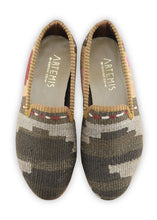 Load image into Gallery viewer, Archived Women's - Women's Kilim Smoking Shoes - Size 37