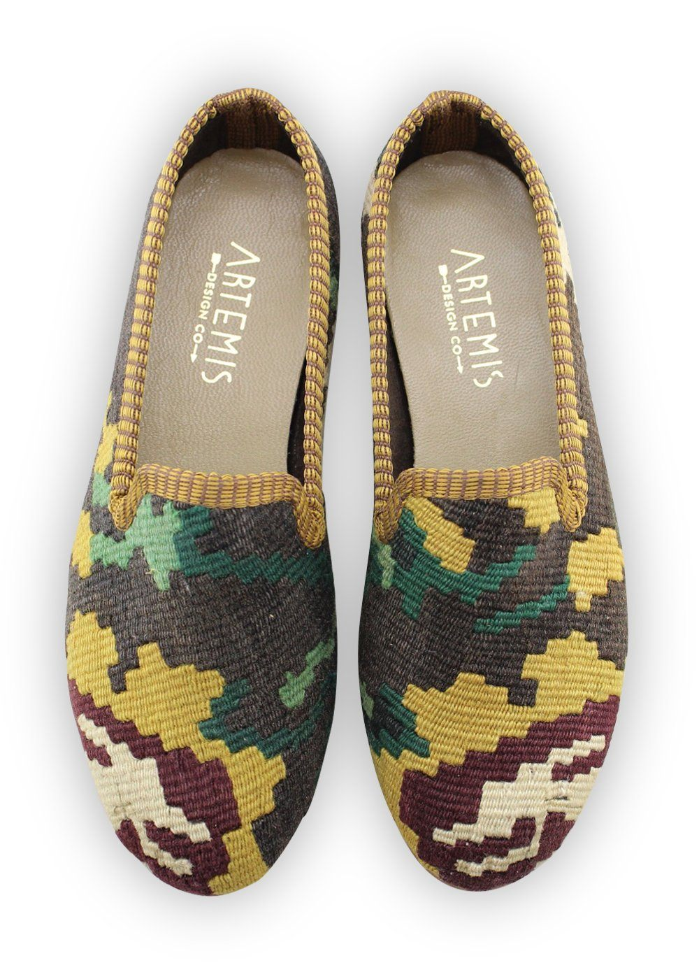 Archived Women's - Women's Kilim Smoking Shoes - Size 38