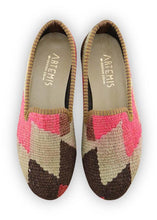 Load image into Gallery viewer, Archived Women's - Women's Kilim Smoking Shoes - Size 38