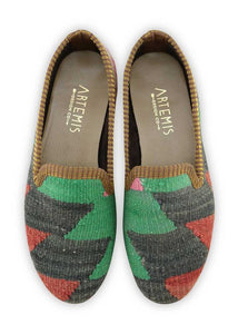 Archived Women's - Women's Kilim Smoking Shoes - Size 39
