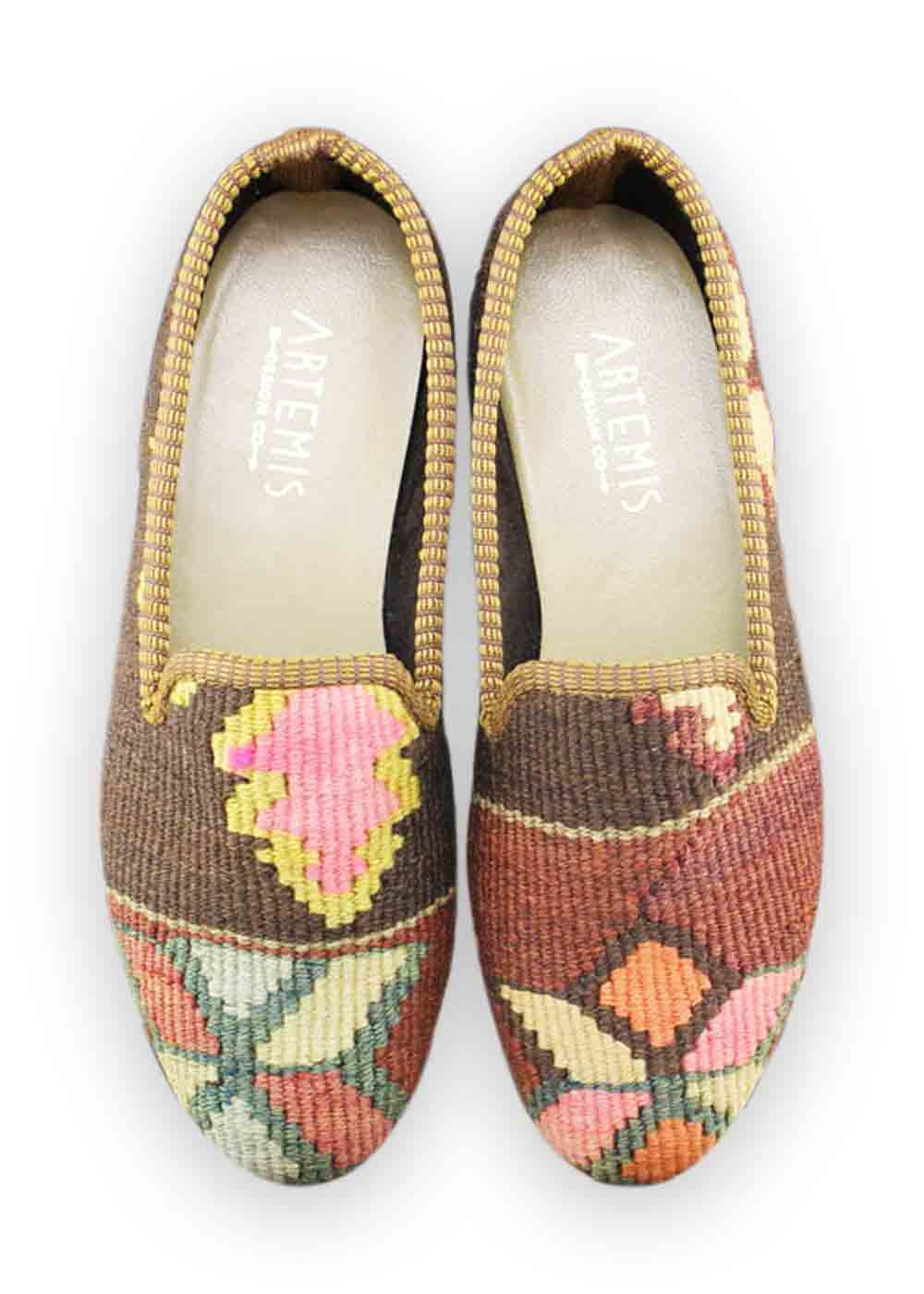 Archived Women's - Women's Kilim Smoking Shoes - Size 39 (US 9)