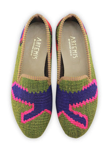 Archived Women's - Women's Kilim Smoking Shoes - Size 40