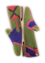 Load image into Gallery viewer, Archived Women's - Women's Kilim Smoking Shoes - Size 40