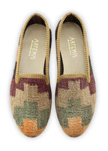 Load image into Gallery viewer, Archived Women's - Women's Kilim Smoking Shoes - Size 41