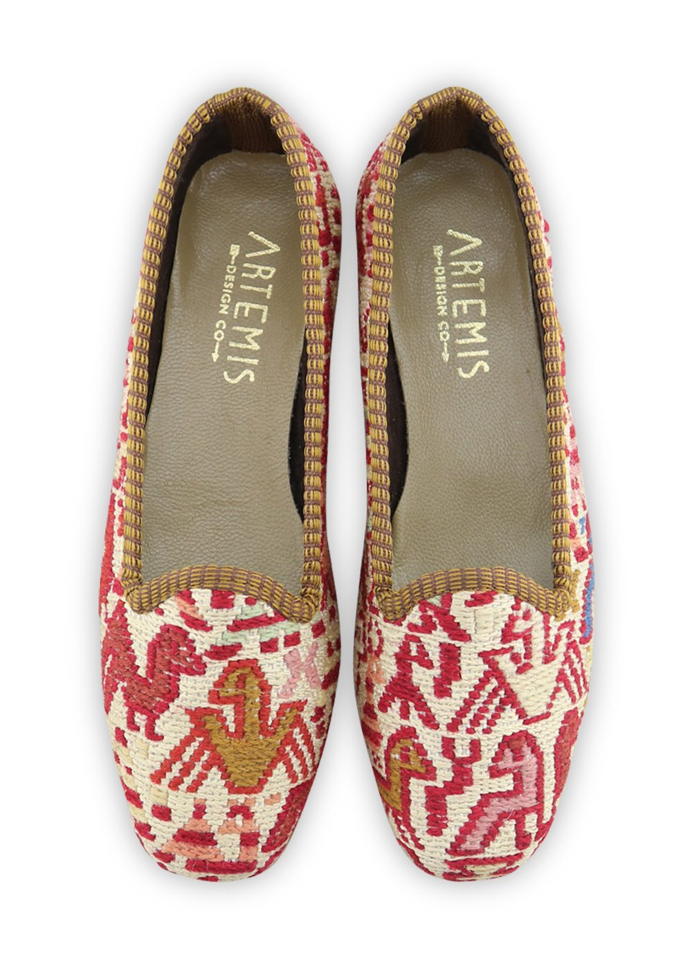 Archived Women's - Women's Sumak Kilim Loafers - Size 36