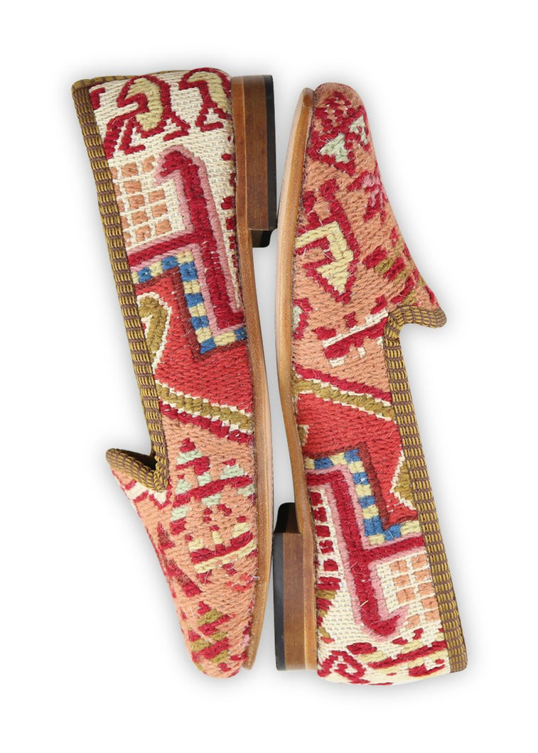 Load image into Gallery viewer, Archived Women's - Women's Sumak Kilim Loafers - Size 36