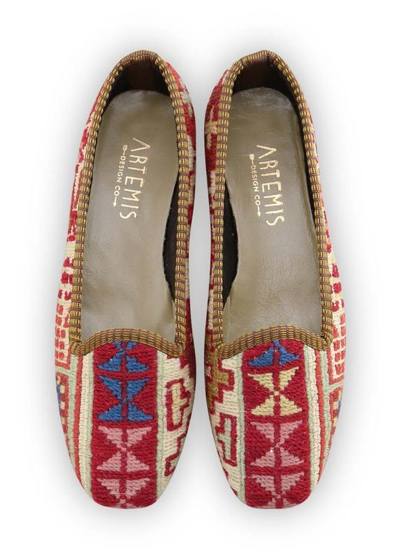 Archived Women's - Women's Sumak Kilim Loafers - Size 37
