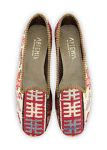Load image into Gallery viewer, Archived Women's - Women's Sumak Kilim Loafers - Size 38
