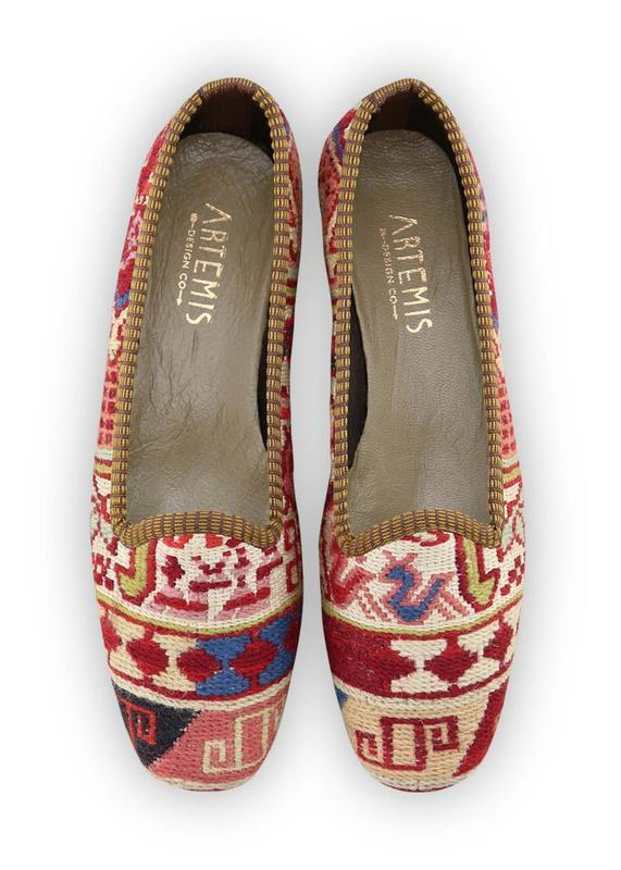 Archived Women's - Women's Sumak Kilim Loafers - Size 40