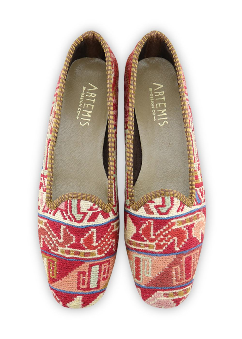Archived Women's - Women's Sumak Kilim Loafers - Size 41