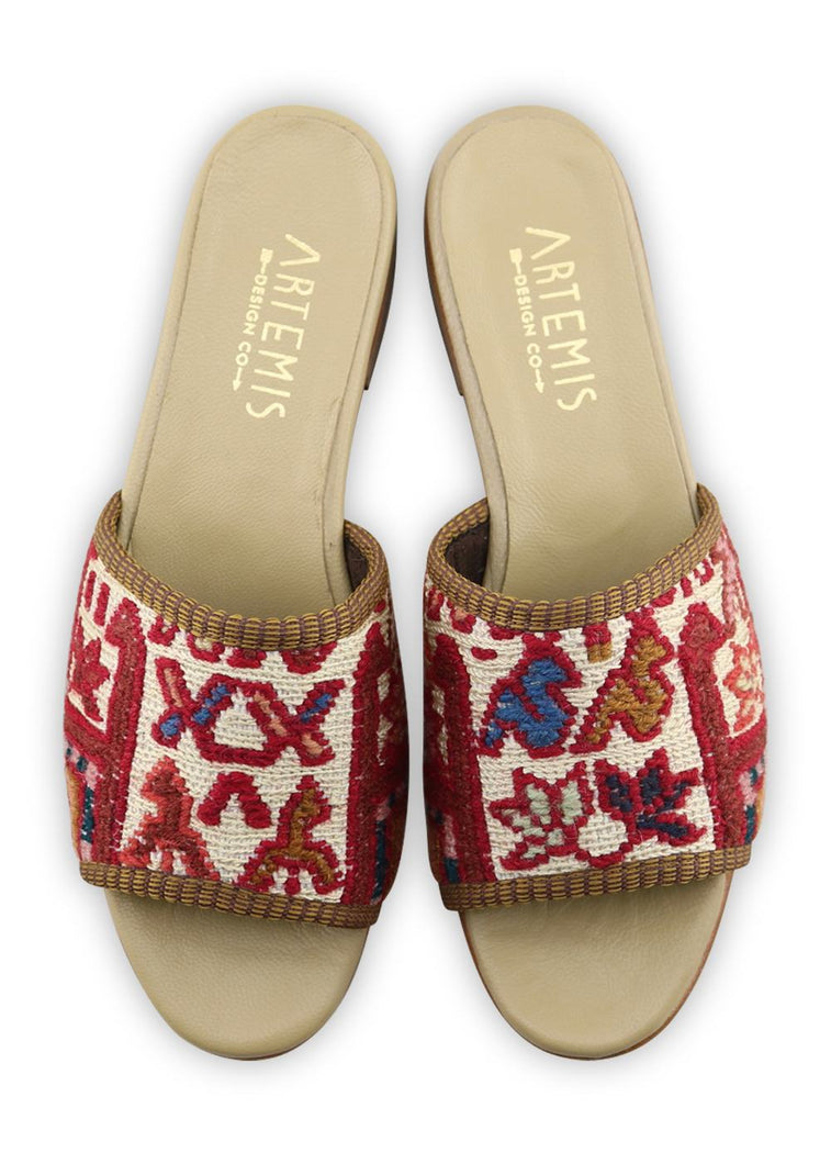 Load image into Gallery viewer, Archived Women's - Women's Sumak Kilim Sandals - Size 38