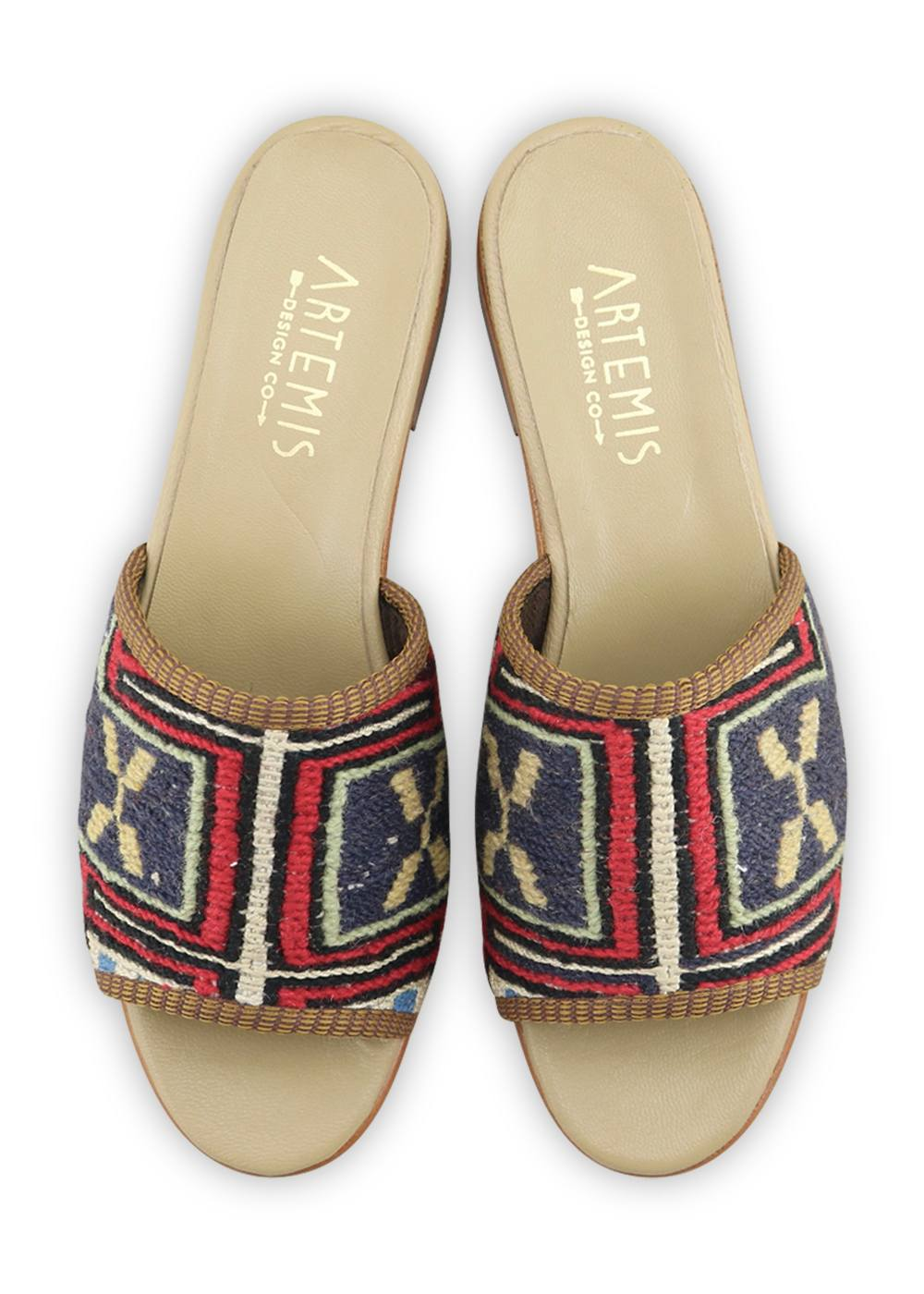 Archived Women's - Women's Sumak Kilim Sandals - Size 39