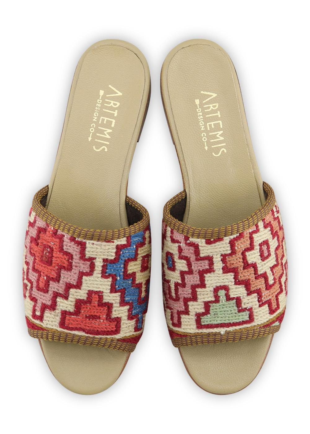 Archived Women's - Women's Sumak Kilim Sandals - Size 40