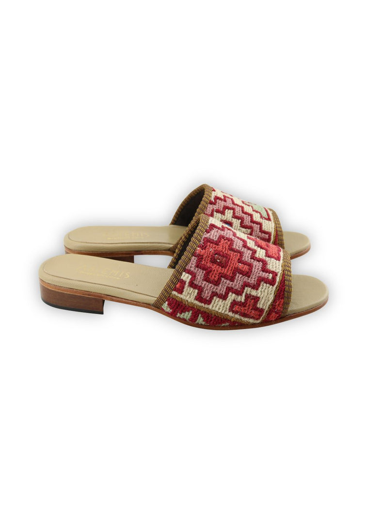 Load image into Gallery viewer, Archived Women's - Women's Sumak Kilim Sandals - Size 40