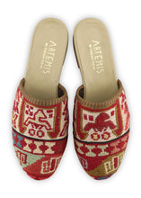 Load image into Gallery viewer, Archived Women's - Women's Sumak Kilim Slides - Size 37