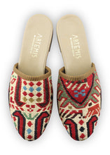 Load image into Gallery viewer, Archived Women's - Women's Sumak Kilim Slides - Size 39