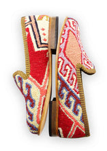 Load image into Gallery viewer, Archived Women's - Women's Sumak Kilim Smoking Shoes - Size 35