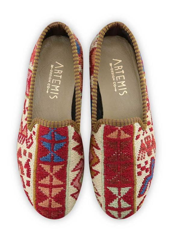 Archived Women's - Women's Sumak Kilim Smoking Shoes - Size 37