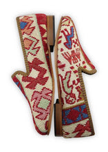 Load image into Gallery viewer, Archived Women's - Women's Sumak Kilim Smoking Shoes - Size 37