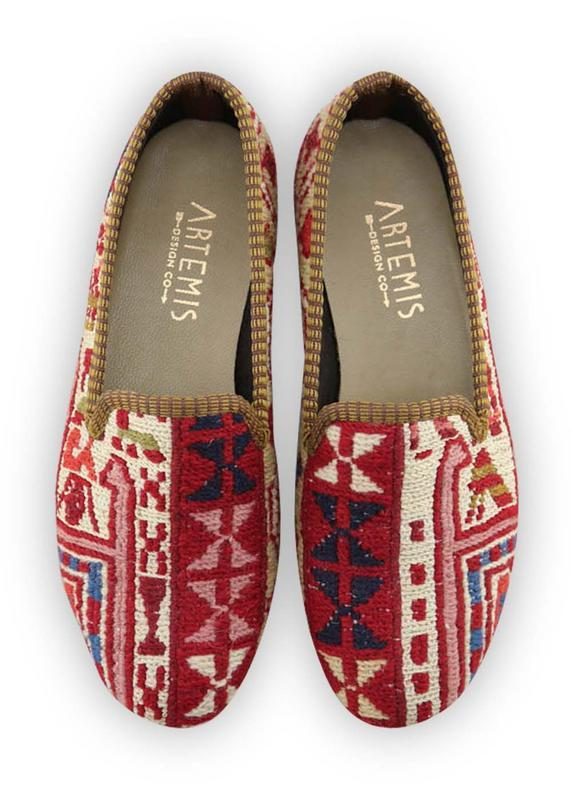 Archived Women's - Women's Sumak Kilim Smoking Shoes - Size 38