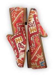 Archived Women's - Women's Sumak Kilim Smoking Shoes - Size 39