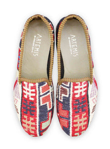 Archived Women's - Women's Sumak Kilim Smoking Shoes - Size 40