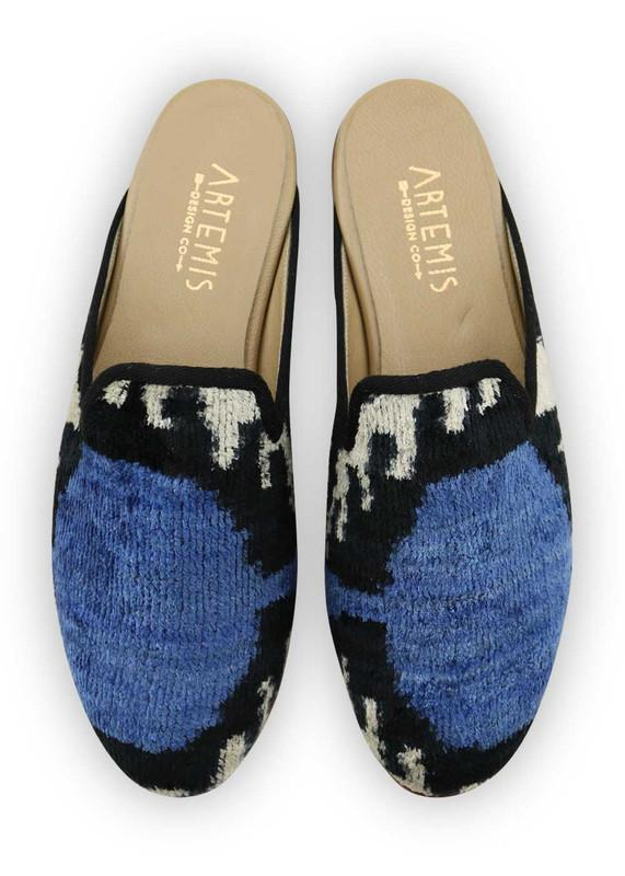 Load image into Gallery viewer, Archived Women's - Women's Velvet Slippers - Size 42