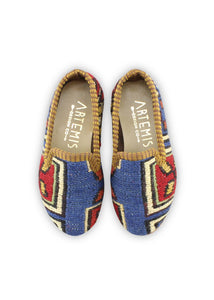 Children's Shoes - Children's Sumak Kilim Loafers - Size 24