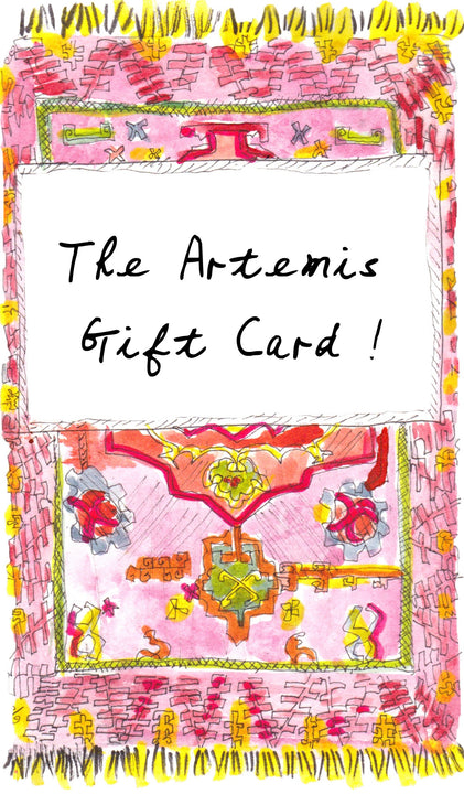 Gift Card - Artemis Design Co. Gift Card