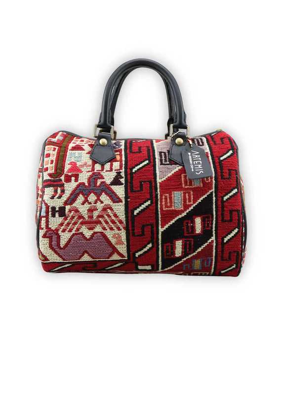 Load image into Gallery viewer, kilim-handbag-baby-duffle-AKBD00-0101