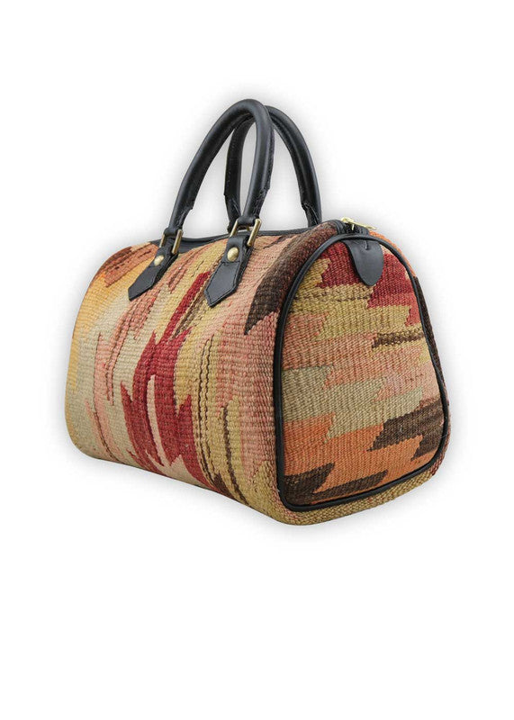 Load image into Gallery viewer, kilim-handbag-baby-duffle-AKBD00-0124S