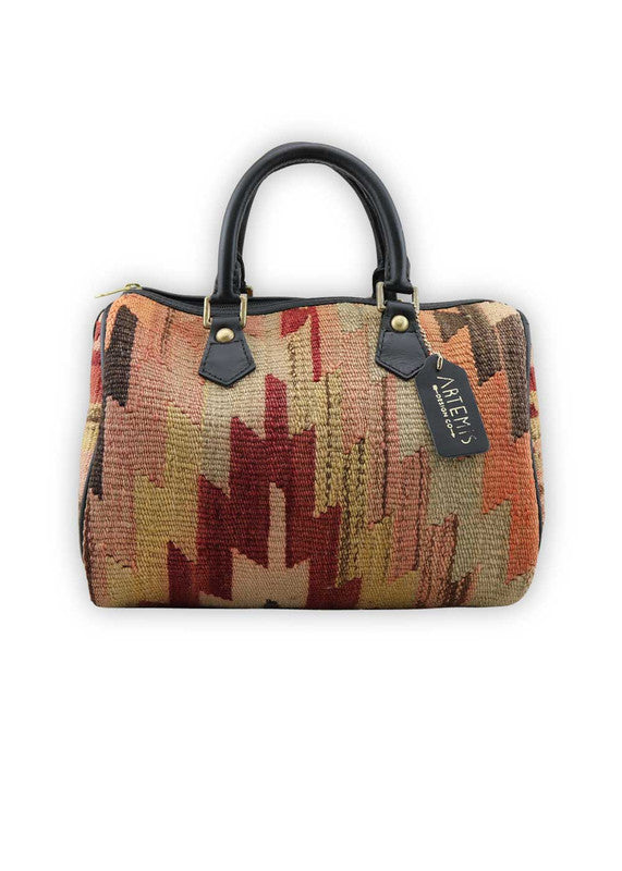 Load image into Gallery viewer, kilim-handbag-baby-duffle-AKBD00-0124