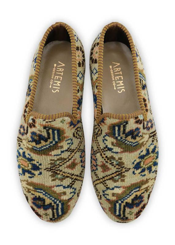 Men's Shoes - Men's Carpet Loafers - Size 41