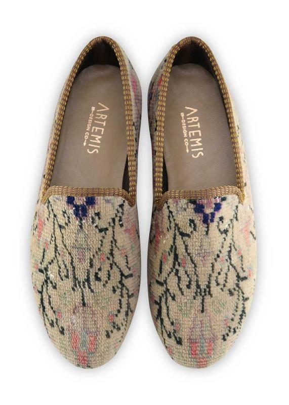Men's Shoes - Men's Carpet Loafers - Size 42
