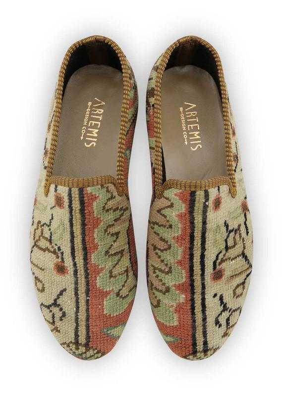 Men's Shoes - Men's Carpet Loafers - Size 43
