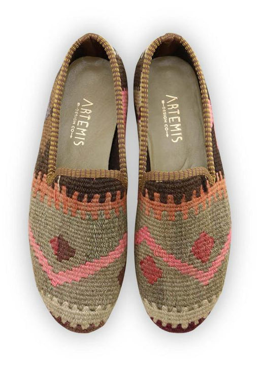 Men's Shoes - Men's Kilim Loafers - Size 42