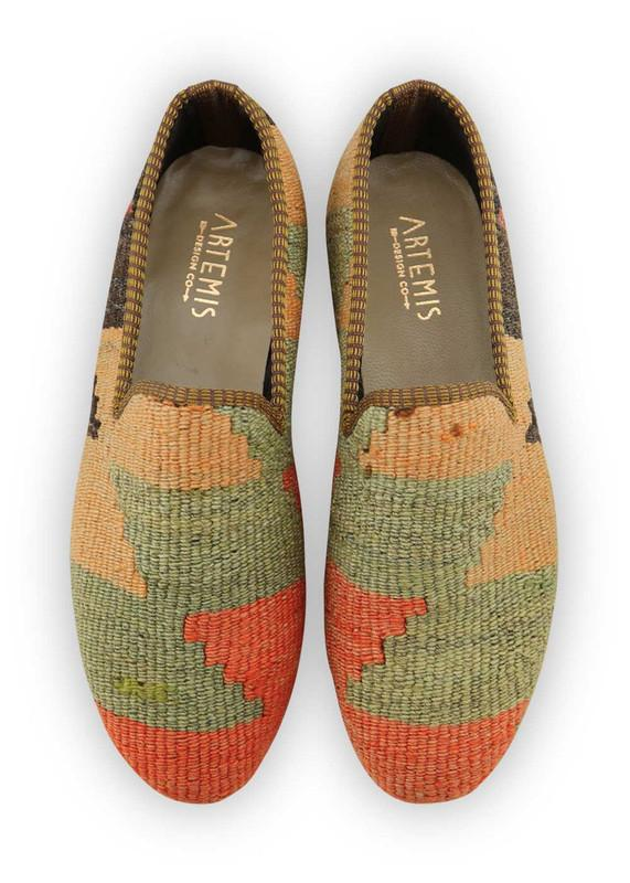 Men's Shoes - Men's Kilim Loafers - Size 43