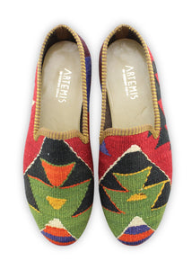 Men's Shoes - Men's Kilim Loafers - Size 44