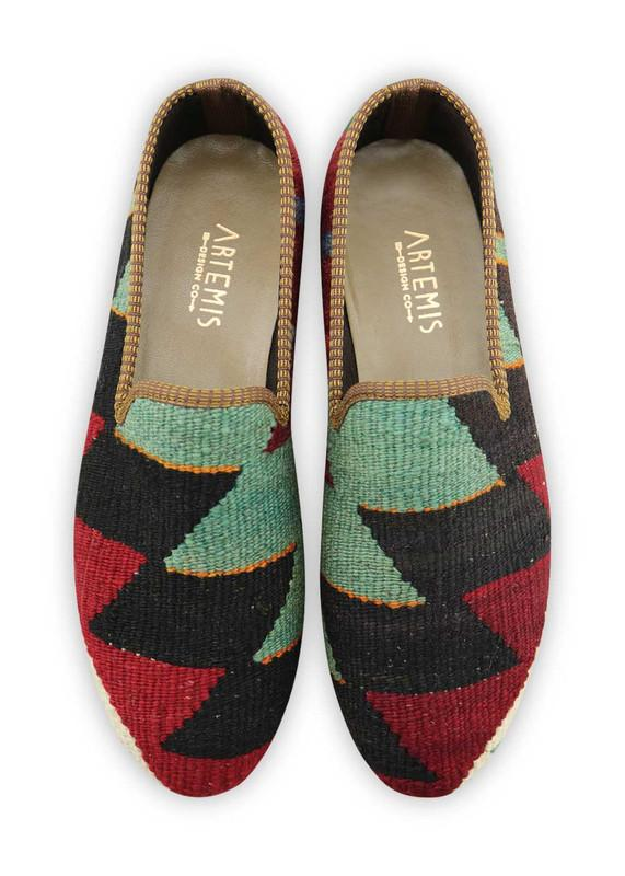 Men's Shoes - Men's Kilim Loafers - Size 45