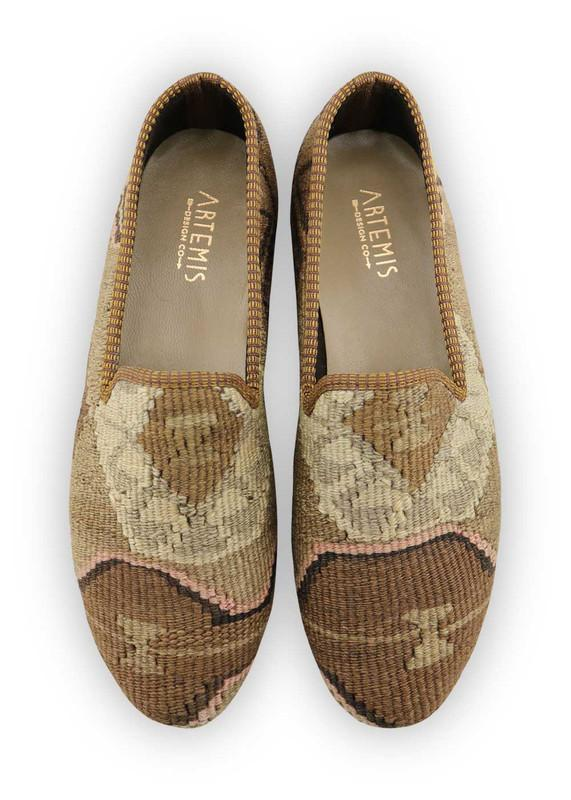 Men's Shoes - Men's Kilim Loafers - Size 46