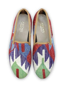 Men's Shoes - Men's Kilim Loafers - Size 47