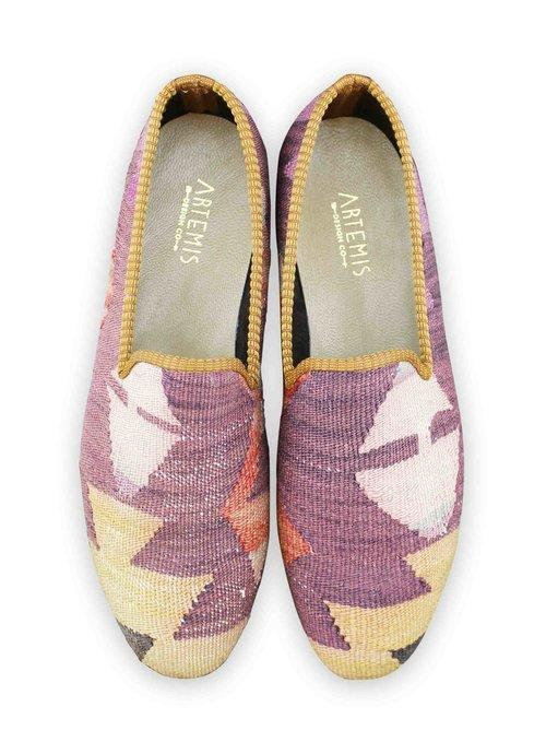 Men's Shoes - Men's Kilim Loafers - Size 48