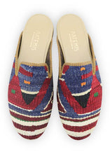 Load image into Gallery viewer, Men's Shoes - Men's Kilim Slippers - Size 45
