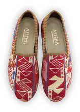Load image into Gallery viewer, Men's Shoes - Men's Sumak Kilim Loafers - Size 39
